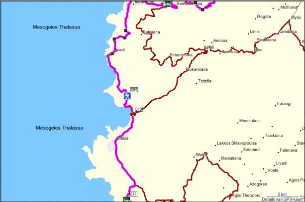 E4: Zuid-Kreta (4/6)