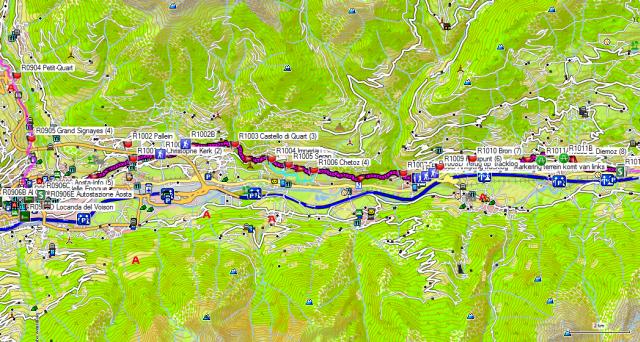 10 Aosta – Chambave
