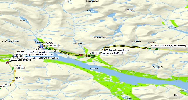 Dag 03 NKL18-19 Altevasshytta - Cacca (rivier)
