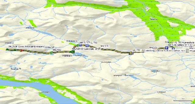 Dag 04 NKL17-18 Cacca (rivier) - Dividalshytta