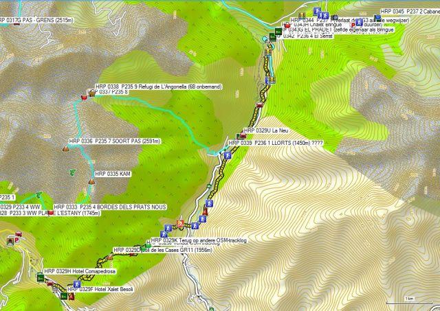 Dag HRP32 ARINSAL - EL SERRAT (GR 11)